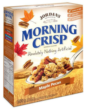 Jordan's Morning Crisp Maple Pecan