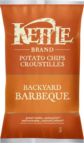 Kettle Backyard Barbeque Potato Chips