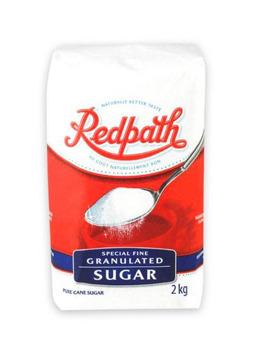 Redpath Granulated White Sugar