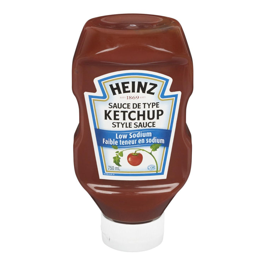 Heinz Low Sodium Ketchup