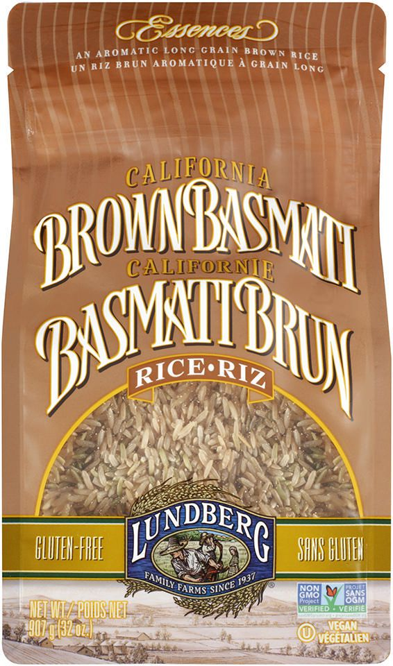 Lundberg Brown Basmati Rice