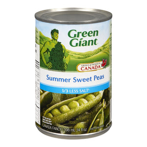 Green Giant Summer Sweet Peas