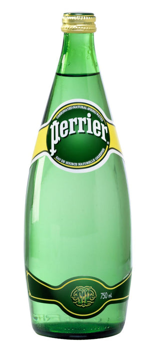 Perrier Carbonated Natural Spring Water