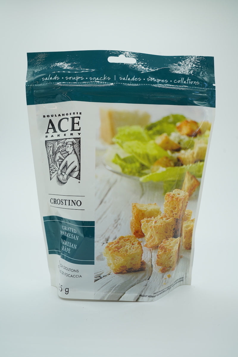 ACE Bakery Grated Parmesan Crostino