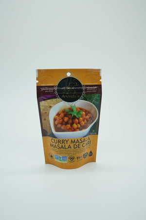 Arvinda's Curry Masala Spice Blend Pouch