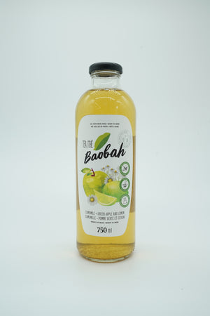 Baobah Camomile with Green Apple and Lemon