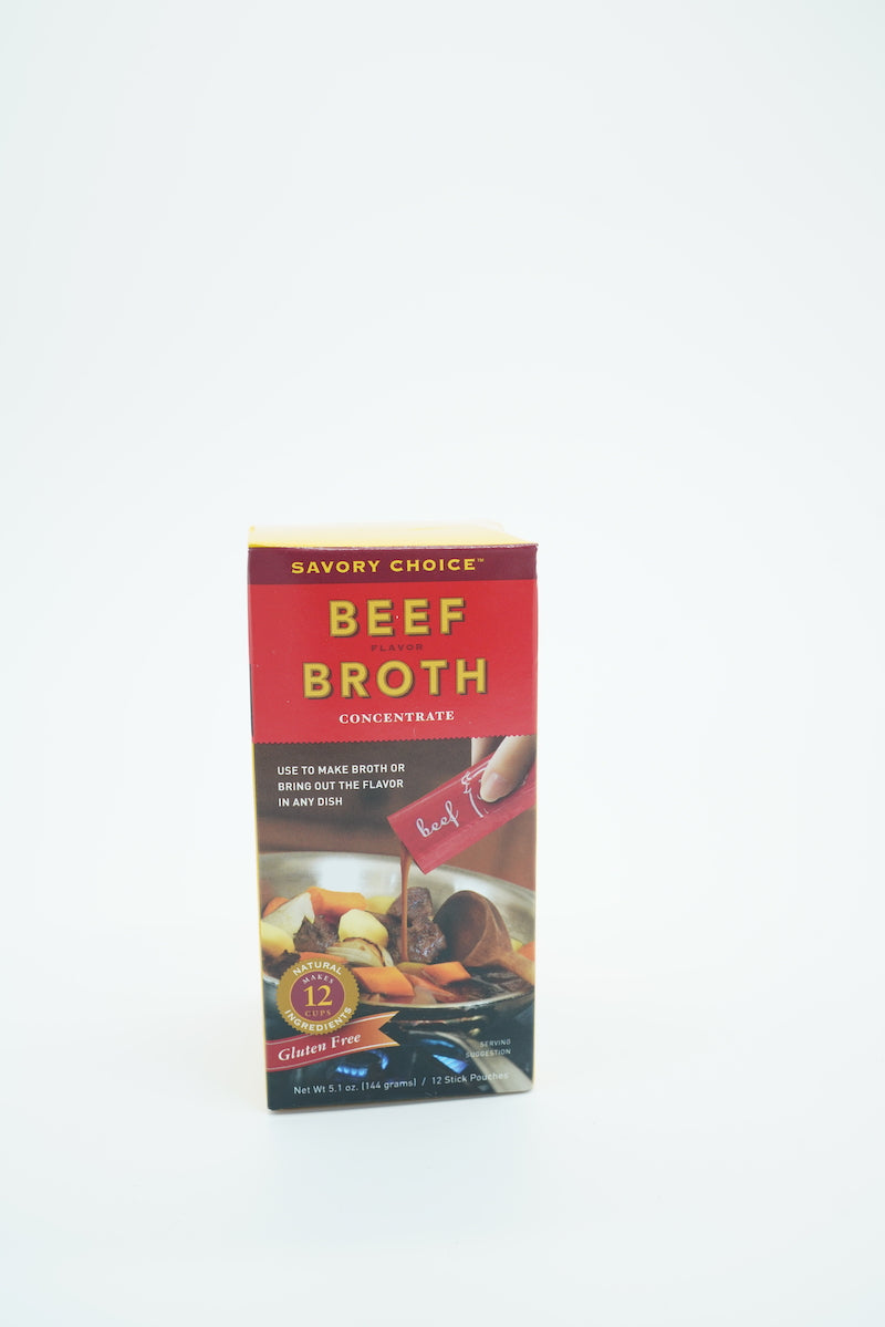 Savory Choice Beef Broth Concentrate