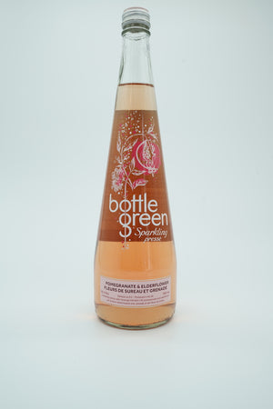 Bottle Green Sparkling Pomegranate & Elderflower Pressé