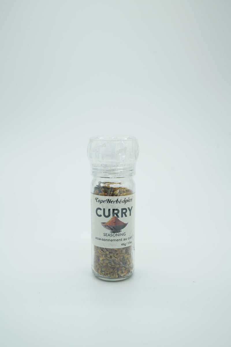 Cape Herb & Spice Curry Seasoning