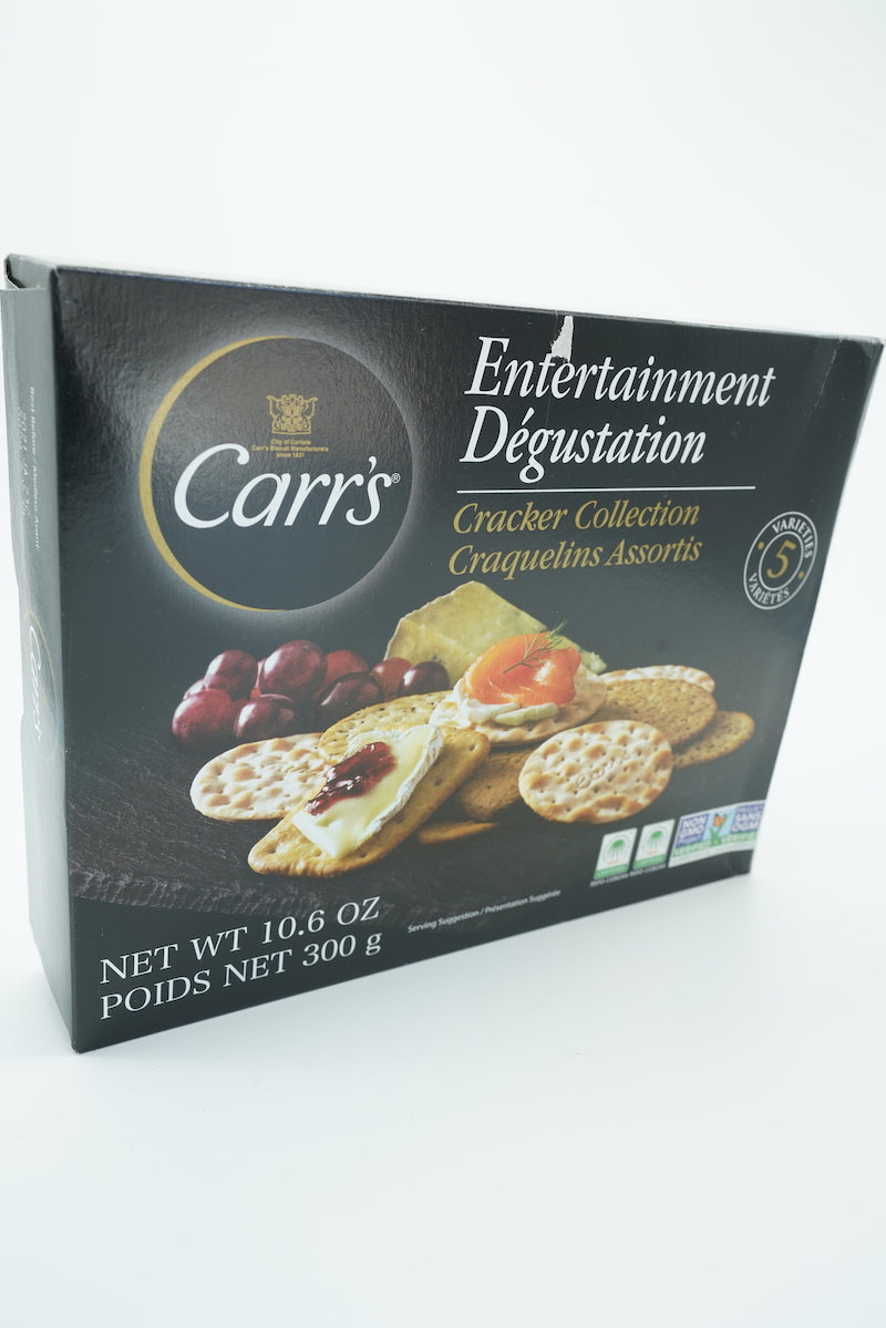 Carr's Entertainment Cracker Collection