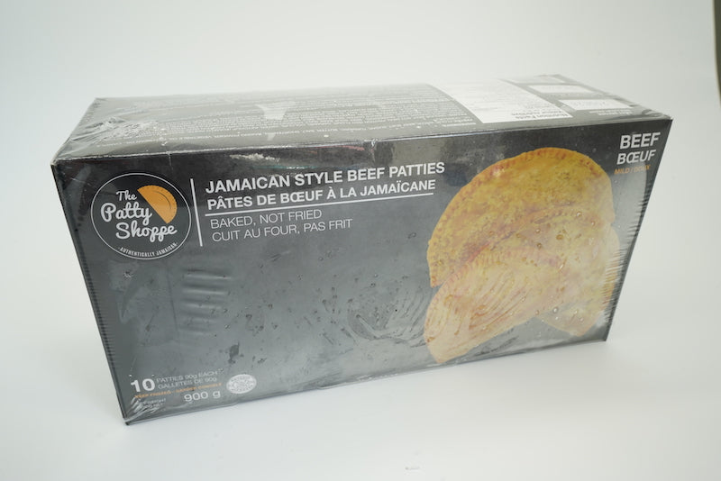The Patty Shop Jamaican Style Beef Patties