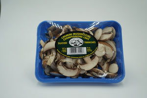 CREMINI SLICED MUSHROOMS