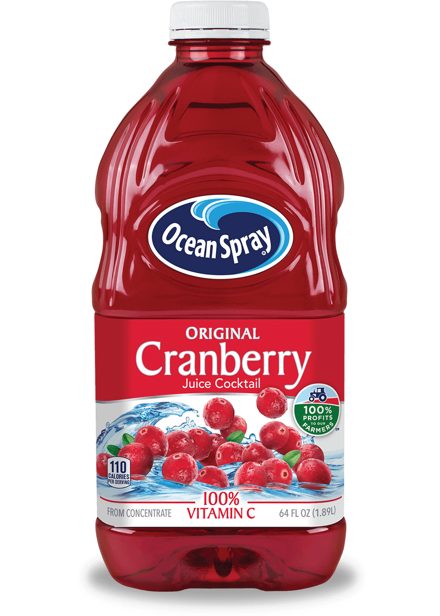 Ocean Spray Original Cranberry Juice Cocktail