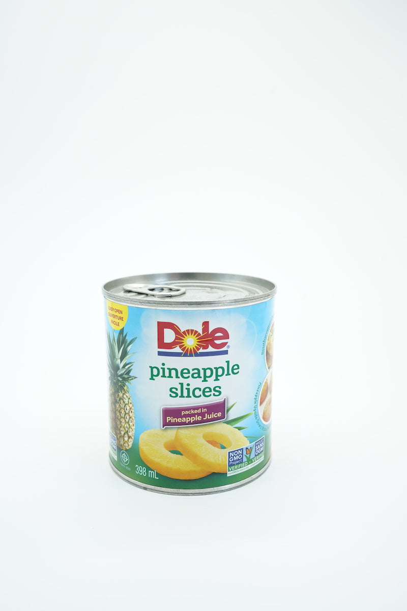 Dole Pineapple Slices in Pineapple Juice