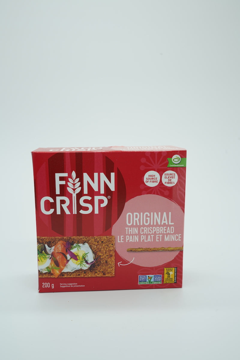 Finn Crisp Original Wholegrain Thin Crispbreads