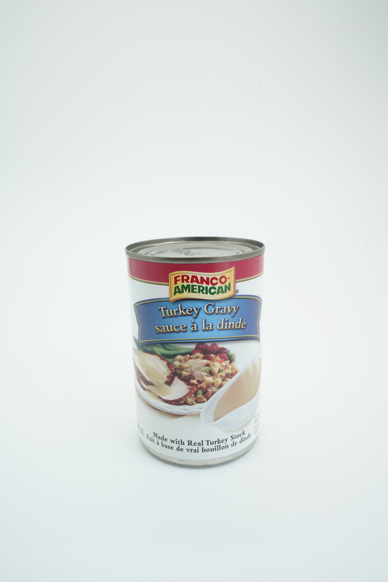 Franco American Turkey Gravy