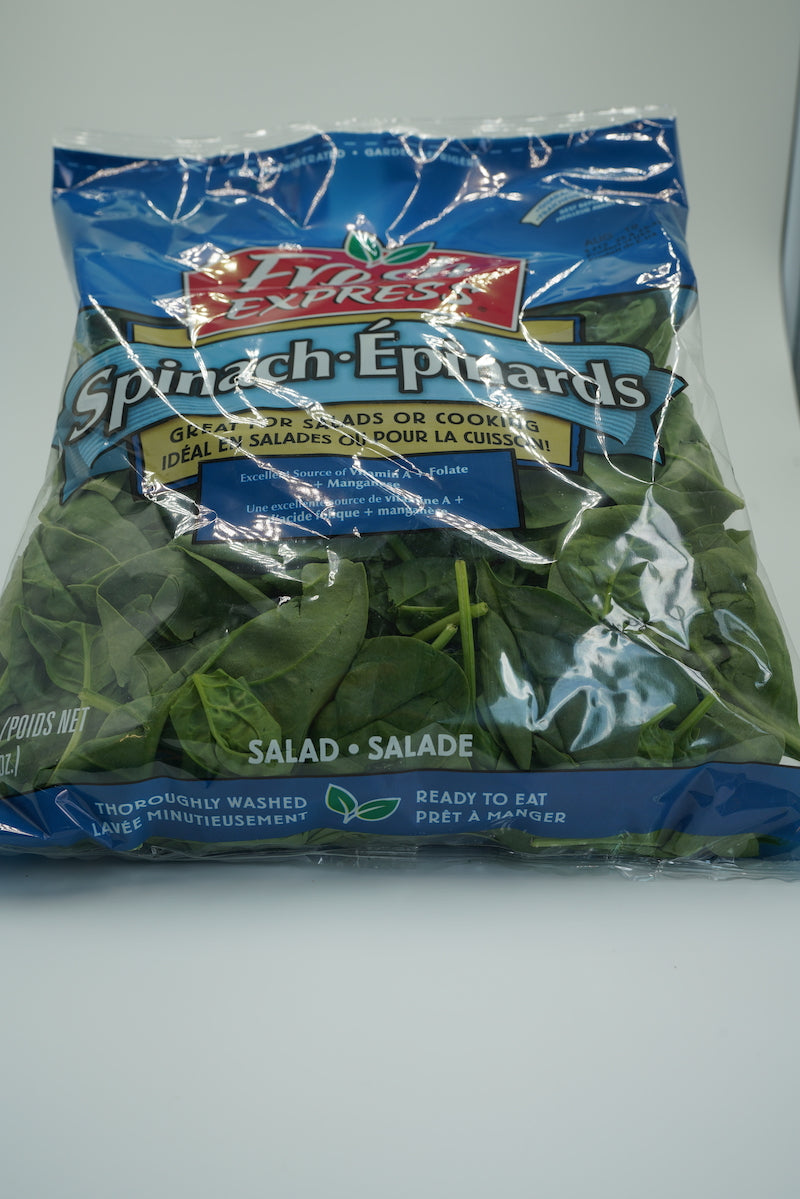 FRESH EXPRESS SPINACH