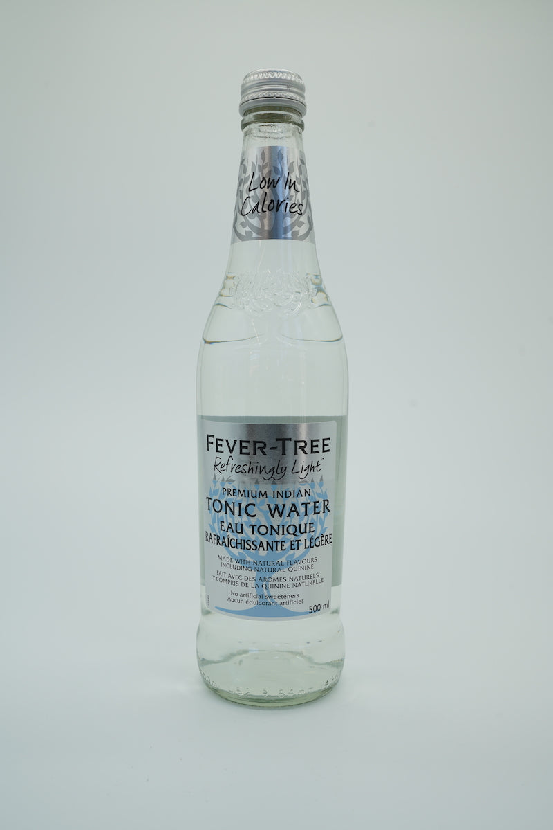 Fever Tree Refreshingly Light Tonic Water