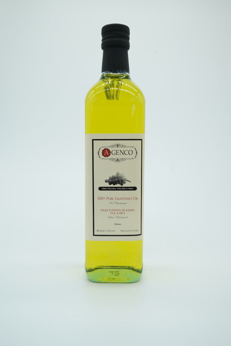 Genco 100% Pure Grapeseed Oil