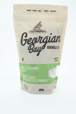 Georgian Bay Granola Co. Apple Blueberry Crisp