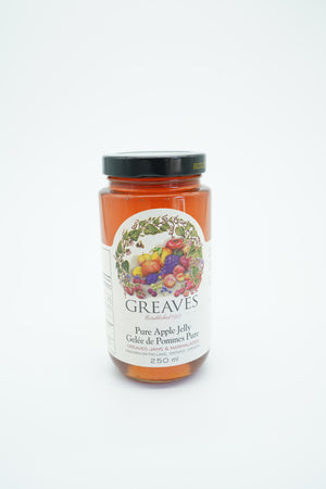 Greaves Pure Apple Jelly