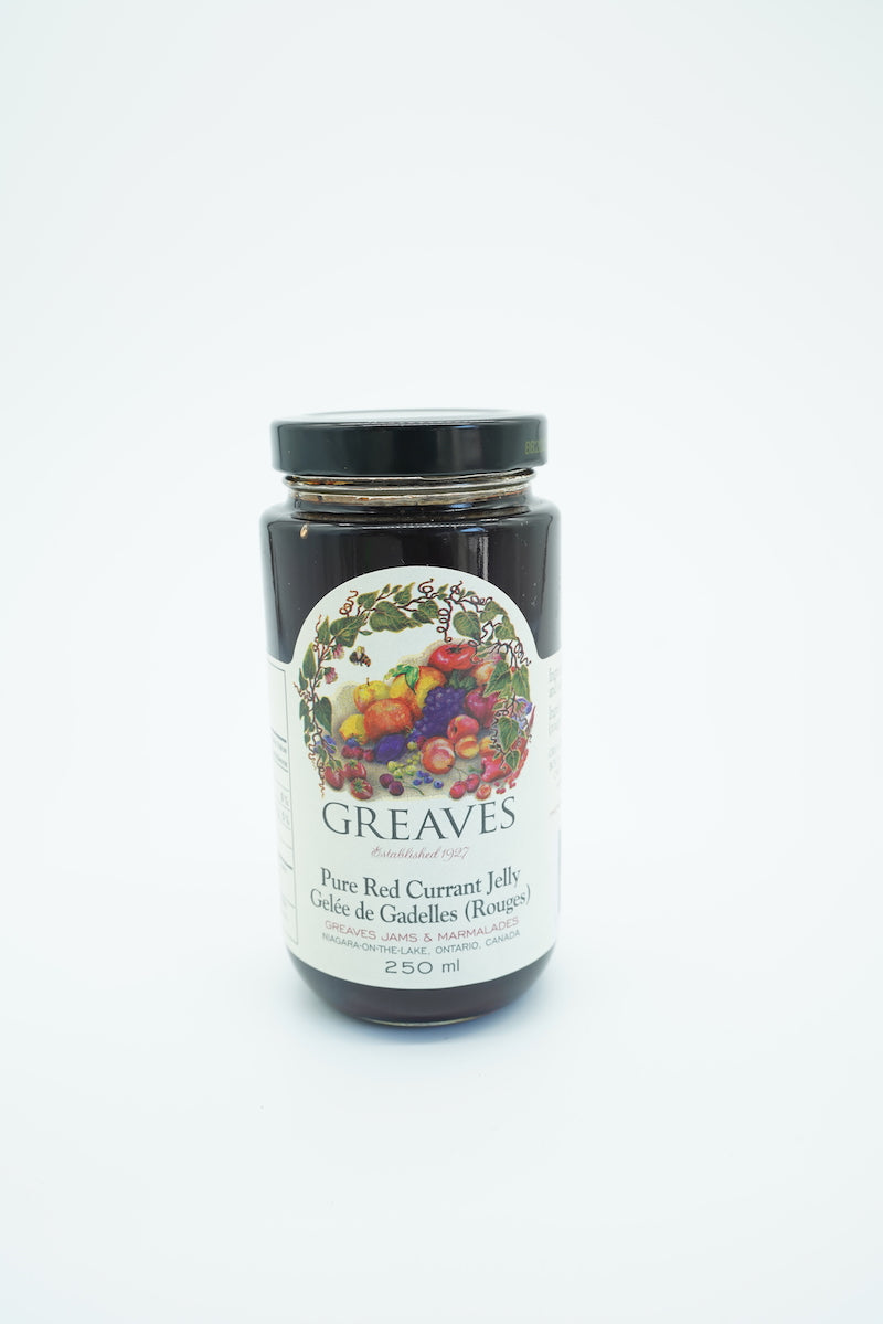 Greaves Pure Redcurrant Jelly