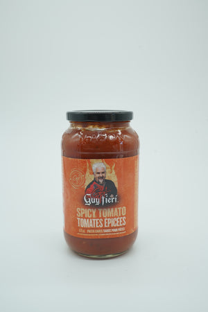 Guy Fieri Spicy Tomato Sauce