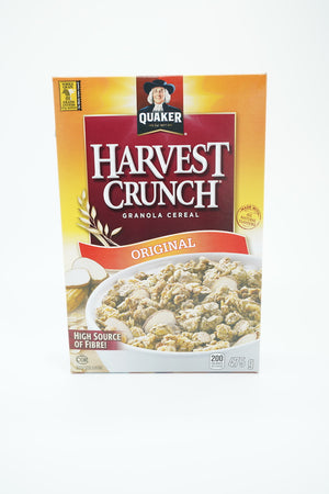Quaker Harvest Crunch Original Granola