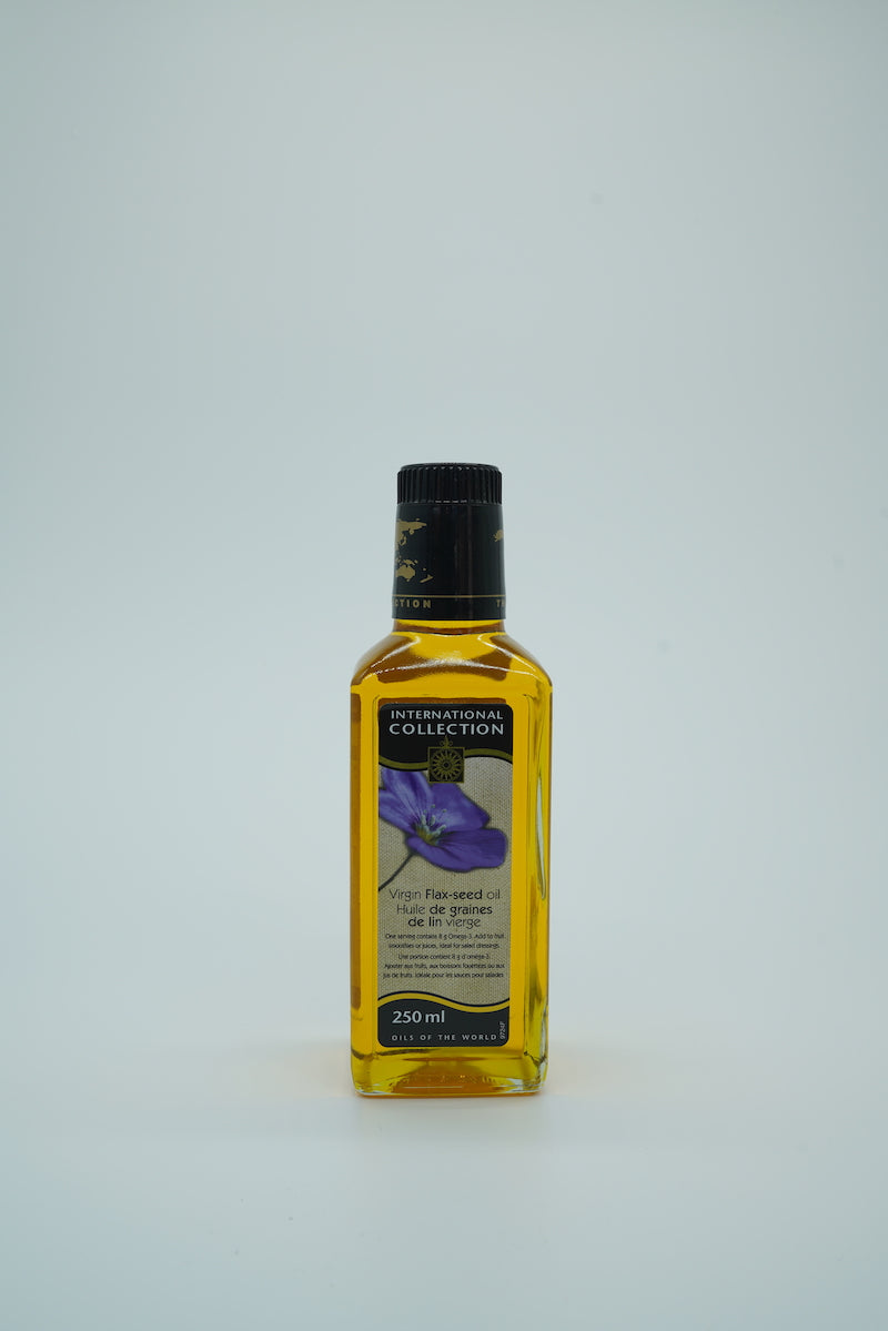 International Collection Flax Seed Oil