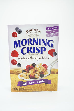 Jordan's Morning Crisp Wild Berries