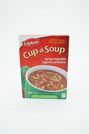 Lipton Spring Vegetable Cup A Soup