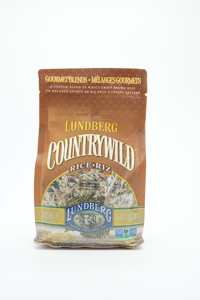 Lundberg Countrywild Gourmet Rice Blend