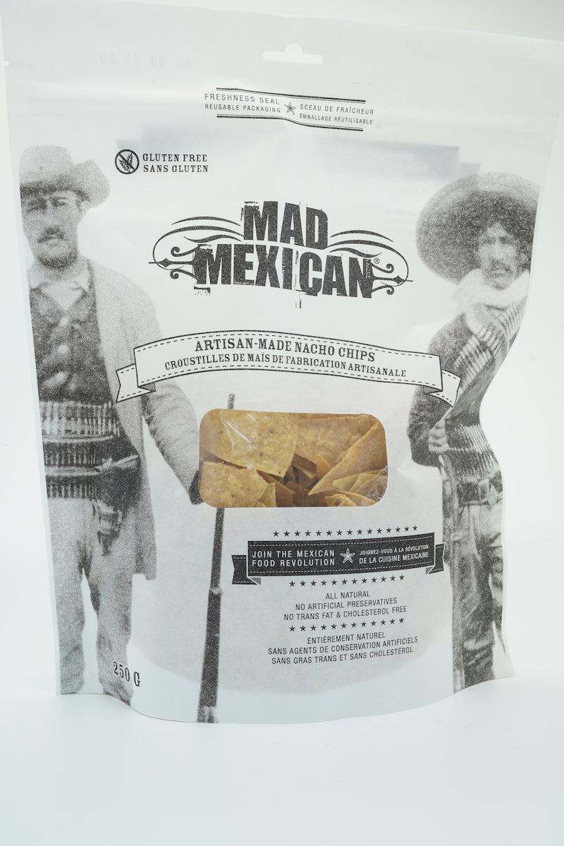 Mad Mexican Artisan Style Nacho Chips