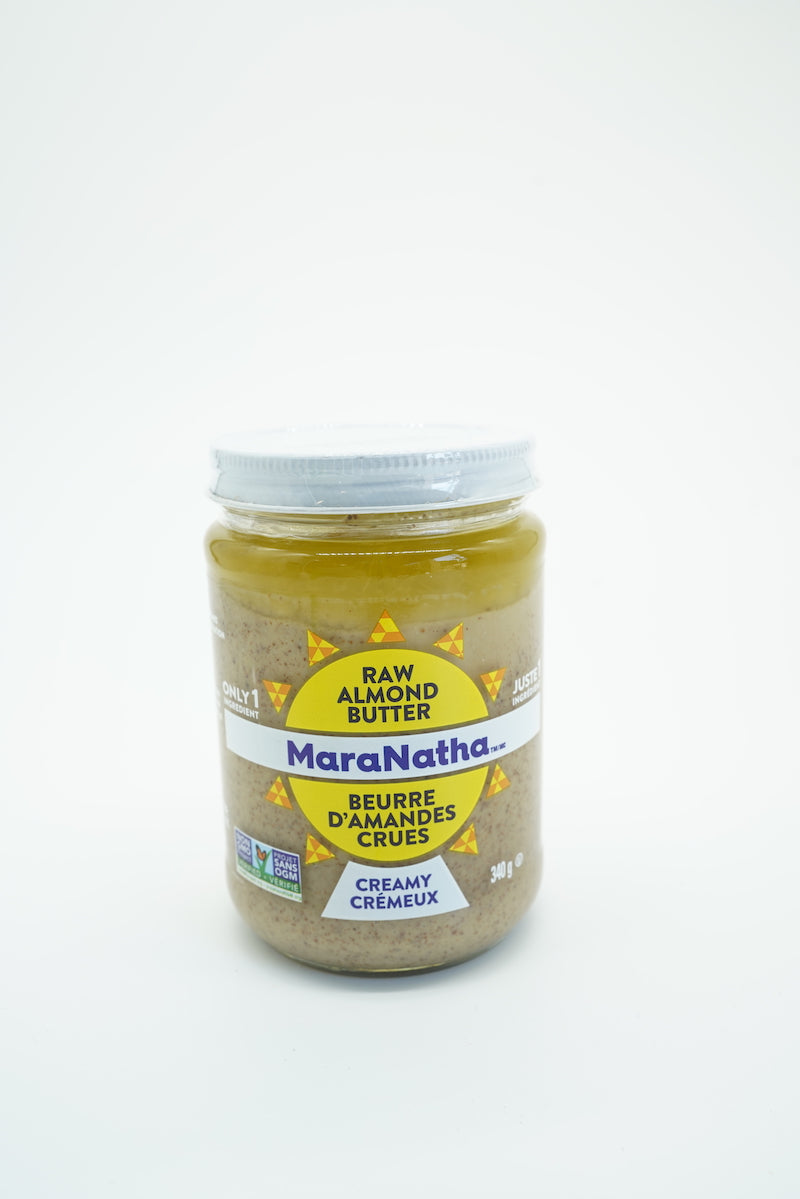 Maranatha Raw Creamy Almond Butter