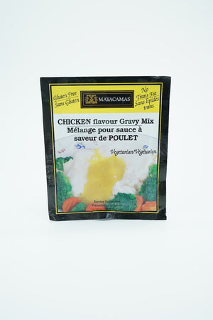 Mayacamas Vegetarian Chicken Flavour Gravy Mix