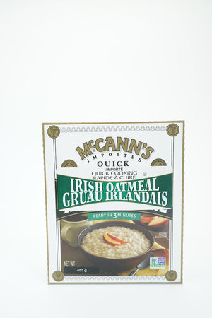 McCann's Quick Irish Oatmeal