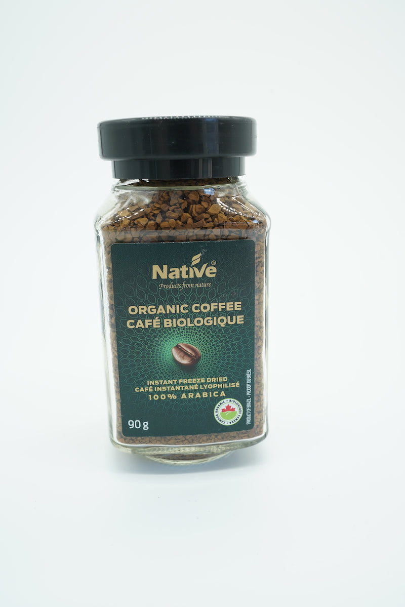 Native Organic Instant Coffee