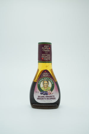 Newman's Own Balsamic Salad Dressing