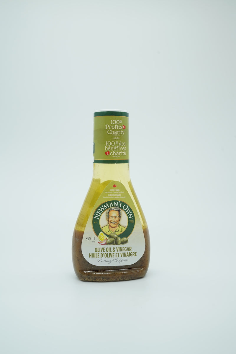 Newman's Olive Oil & Vinegar Salad Dressing