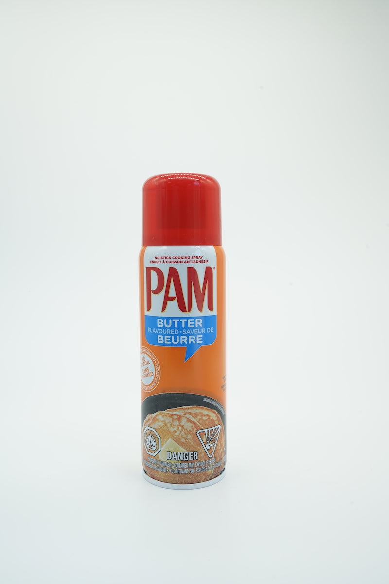 Pam Butter Flavoured Cooking Spray