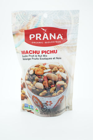 Prana Organic Machu Pichu Exotic Fruit & Nut Mix