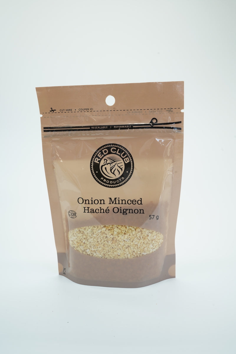 Red Club Minced Onion