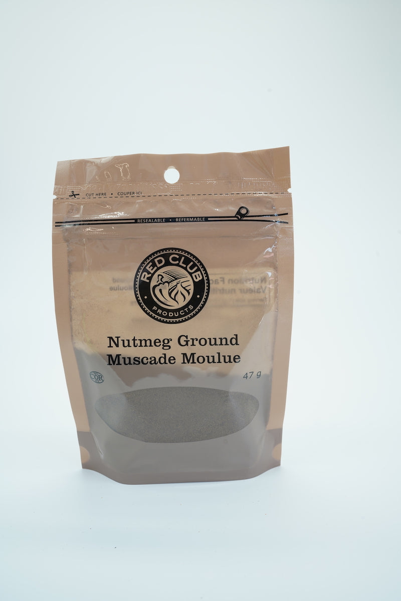 Red Club Ground Nutmeg
