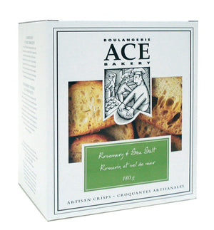 ACE Bakery Rosemary & Sea Salt Artisan Crisps