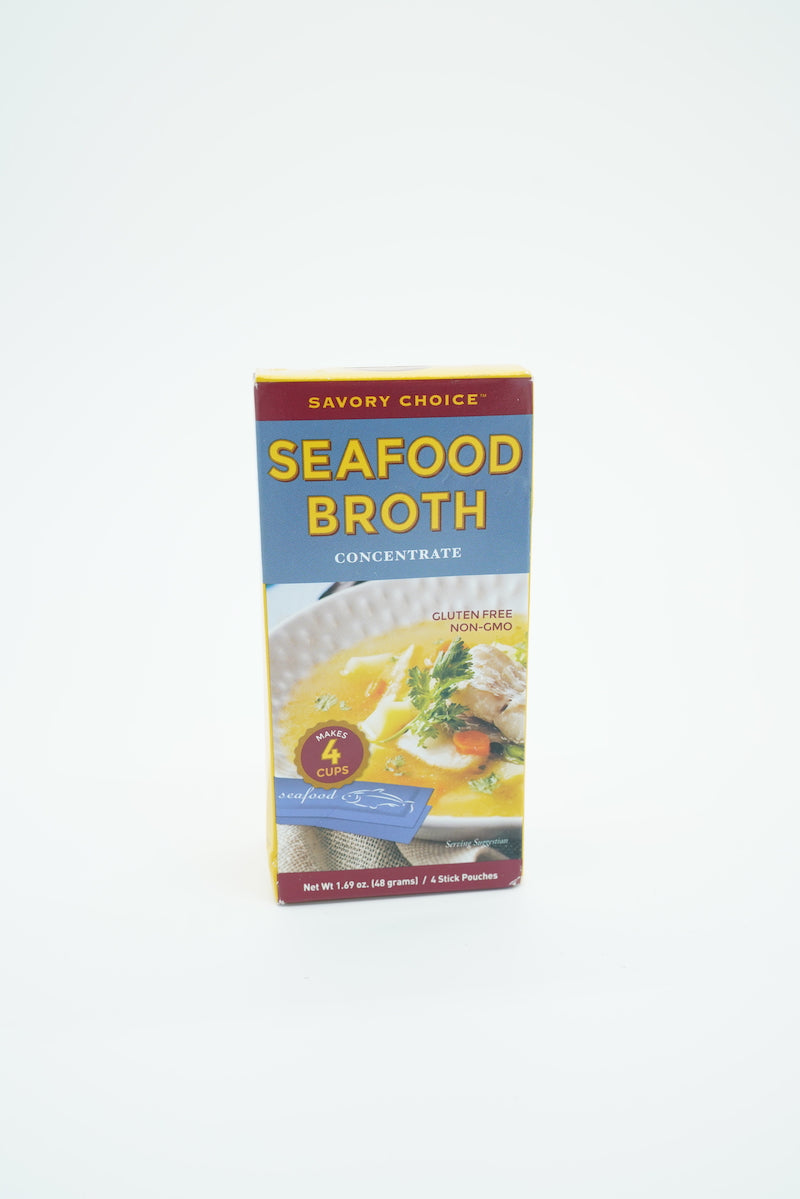 Savory Choice Seafood Broth Concentrate