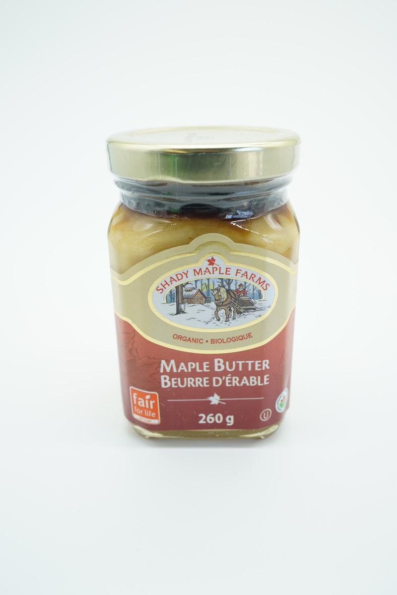 Shady Maple Farms Maple Butter