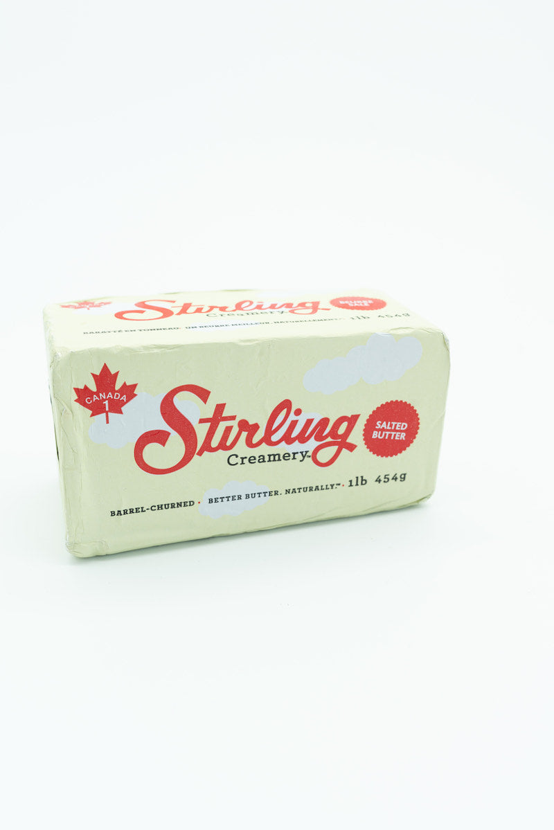 STERLING BUTTER