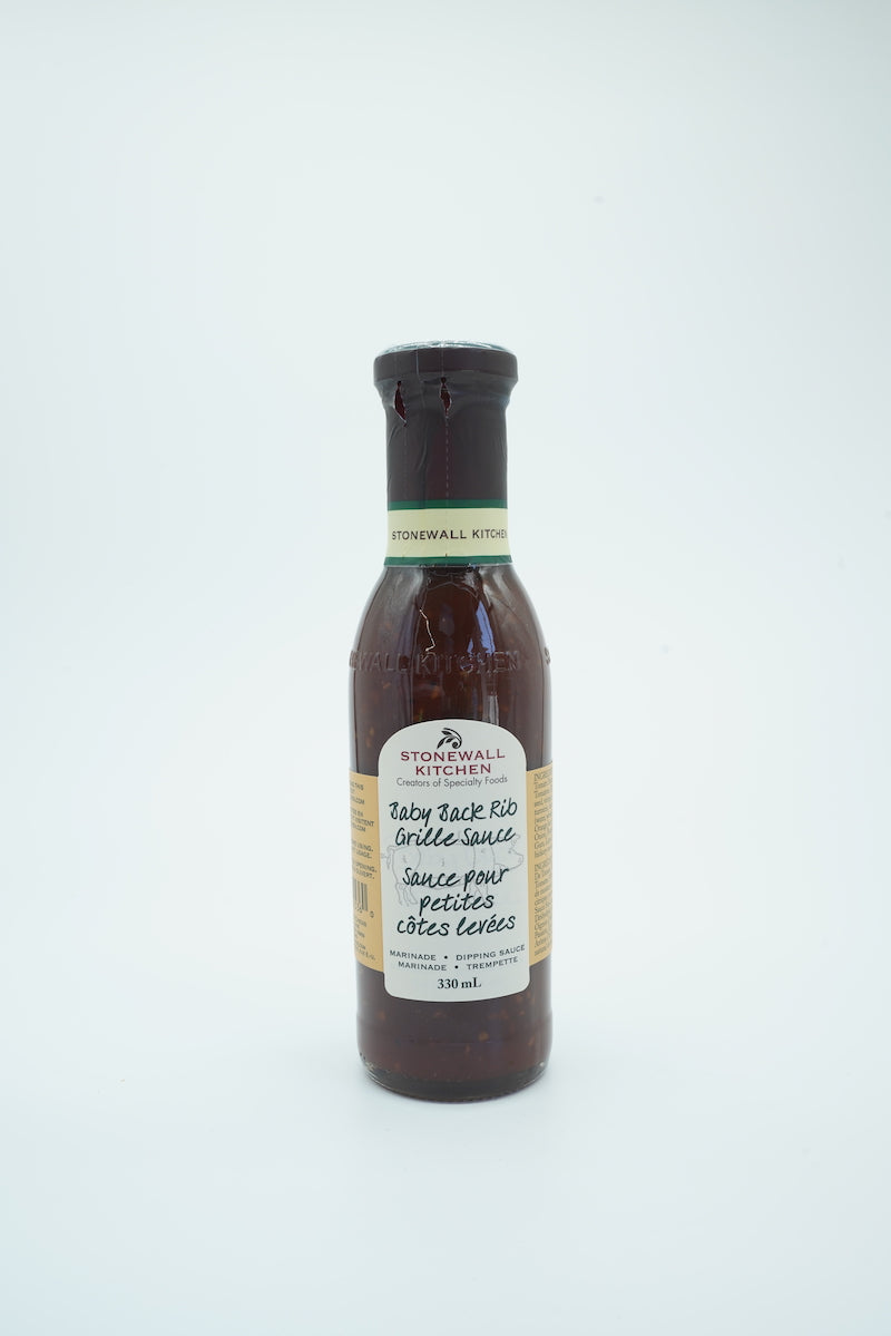 Stonewall Kitchen Baby Jack Rib Grille Sauce