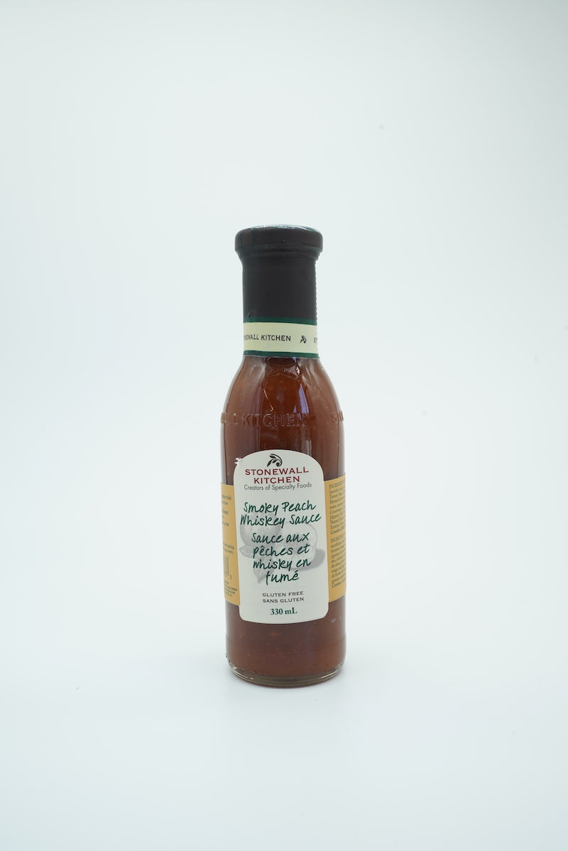 Stonewall Kitchen Smokey Peach Whiskey Steak Sauce