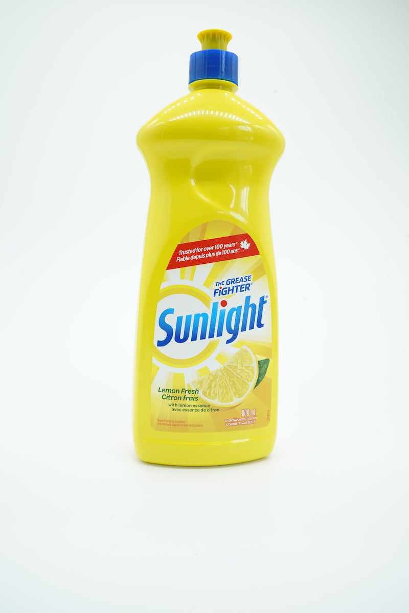 Sunlight Lemon Fresh Liquid Dish Soap